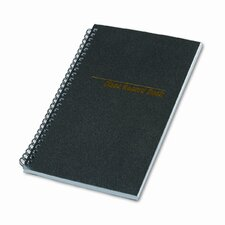 Class Record Book, 6-Day/6-Week, Wirebound, 9-1/2 x 5-3/4, 60 Sheets