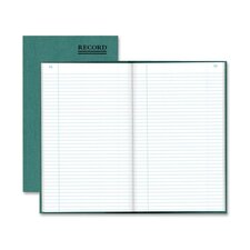 Emerald Series Account Book, 150 Pages