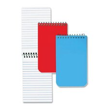 Wire bound Memo Book, 60 Sheets