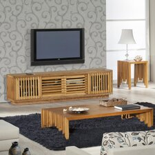 Signature Home Entertainment Center