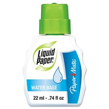 Liquid Paper Water Base Correction Fluid