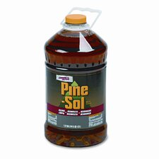Pine Sol Cleaner,Degreases/Cleans,144 oz,3/CT,Pine Scent