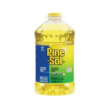 <strong>PINE-SOL</strong> Lemon Scent All-Purpose Cleaner Bottle