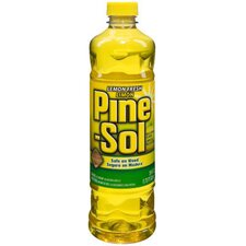 <strong>PINE-SOL</strong> 28 oz All-Purpose Cleaner Lemon Scent Bottle