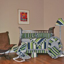 Lacrosse Crib Bedding Collection