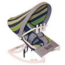 <strong>Hoohobbers</strong> Lacrosse Rocking Infant Seat