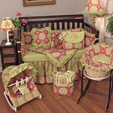 Medallion Crib Bedding Collection