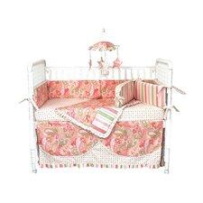 Paisley Crib Bedding Collection