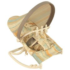 <strong>Hoohobbers</strong> Cirque Blue Rocking Infant Seat