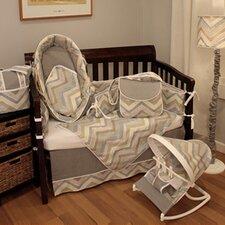 Chevron Crib Bedding Collection