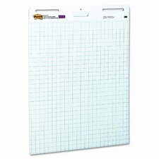 Easel Pads Self-Stick Easel Pads, Quad Rule, 25 x 30 (Set of 2)