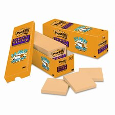 <strong>Post-it®</strong> Super Sticky Note Pad, 24 Pack