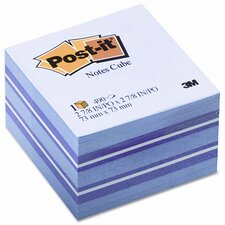 <strong>Post-it®</strong> Cube Note Pad, 490 Sheets
