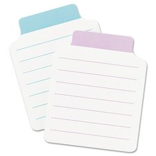 Super Sticky Removable Note Tab Pad (Set of 2)