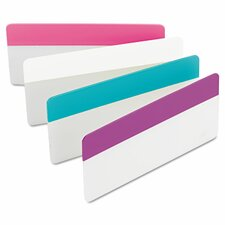 Durable File Tabs (Pack of 24)