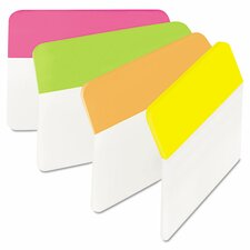 <strong>Post-it®</strong> Angled Hanging File Tab (Pack of 24)