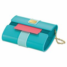 Pop-Up Notes Purse Dispenser with Pad