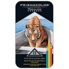Premier Watercolor Pencils (Set of 12)