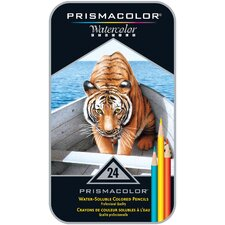 Premier Watercolor Pencils (Set of 24)