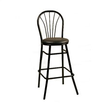 "30"" Cafe Bar Stool with Cushion"