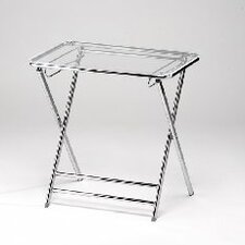<strong>Alston</strong> Lucite Folding End Table