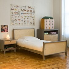 <strong>Oeuf</strong> Sparrow Twin Sleigh Bedroom Collection