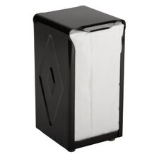 Tabletop Napkin Dispenser in Black