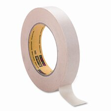 "General-Purpose Masking Tape, 1"" x 60 Yards, 3"" Core, Natural"
