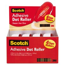 Adhesive Dot Roller (Set of 4)