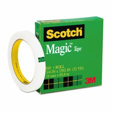 "1"" x 72 Yards Magic Office Tape"