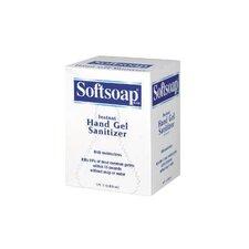 Fragrance Free Instant Hand Gel Sanitizer Refill - 800 ml