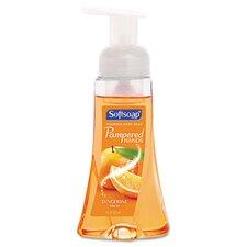 Pampered Hand Tangerine Treat Foaming Soap - 8.5 OZ / 6 per Carton (Set of 6)