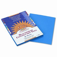<strong>SunWorks®</strong> Construction Paper, 58 Lbs., 9 X 12, 50 Sheets