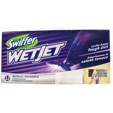 <strong>Swiffer</strong> WetJet Refill Pad (Set of 12)