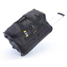 "<strong>A.Saks</strong> Expandable 25"" 2-Wheeled Travel Duffel"