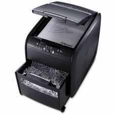 80 Sheet Duty Cross-Cut Shredder