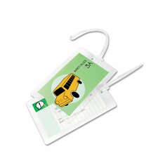GBC SelfSeal Luggage Tag Laminating Pouch (Pack of 5)