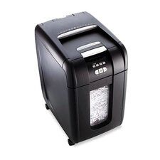 Stack-and-Shred Medium Duty 250-Sheet Cross-Cut Shredder