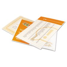 GBC Fusion Economy Letter Laminating Pouches (Pack of 200)