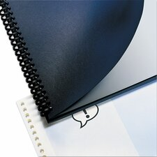 GBC Leather-Look Rounded Corner Presentation Covers (Pack of 200)