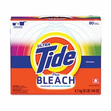 Laundry Detergent with Bleach