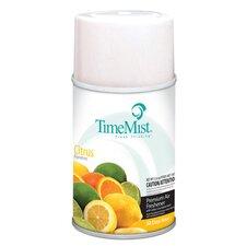 Premium Metered Citrus Air Freshener Refills - 6.6 Oz