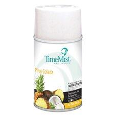 Premium Metered Piña Colada Fragrance Dispenser Refills - 6.6 Oz