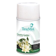 Premium Metered Country Garden Fragrance Dispenser Refills - 6.6 Oz