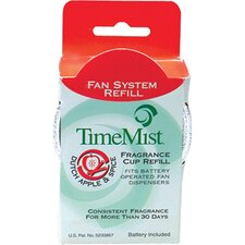 <strong>TimeMist®</strong> Apple and Spice Fragrance Cup Refill for Dispenser