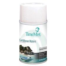 Caribbean Waters Premium Metered Fragrance Dispenser Refills - 6.6 Oz