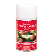 Yankee Candle Macintosh Air Freshener Refill - 6.6 Oz / 12 per Case