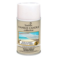 Yankee Candle Sun and Sand Air Freshener Refill (Set of 12)