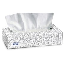 Advanced 2-Ply Facial Tissue - 100 Tissues per Box