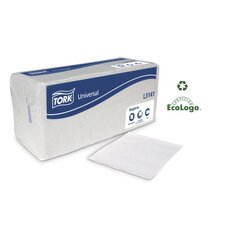 (500 per Carton) Universal Luncheon Napkins in White